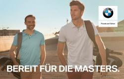 BEREIT FÜR DIE MASTERS